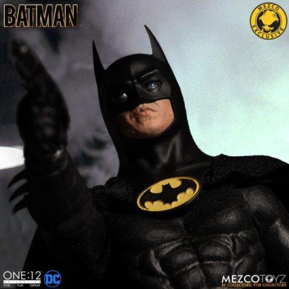 Le Batman de Keaton réapparait avec la figurine Mezco Toyz : Batman - 1989 Edition 5