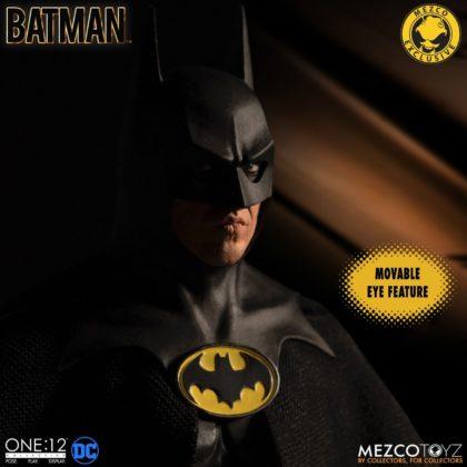 Le Batman de Keaton réapparait avec la figurine Mezco Toyz : Batman - 1989 Edition 3