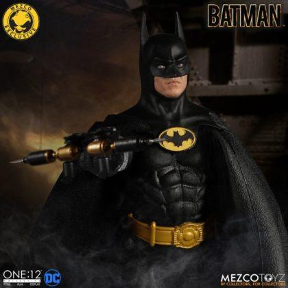 Le Batman de Keaton réapparait avec la figurine Mezco Toyz : Batman - 1989 Edition 8