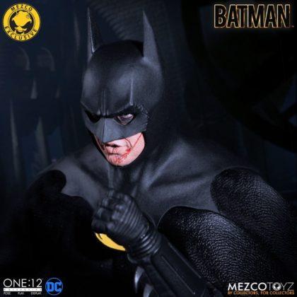 Le Batman de Keaton réapparait avec la figurine Mezco Toyz : Batman - 1989 Edition 9