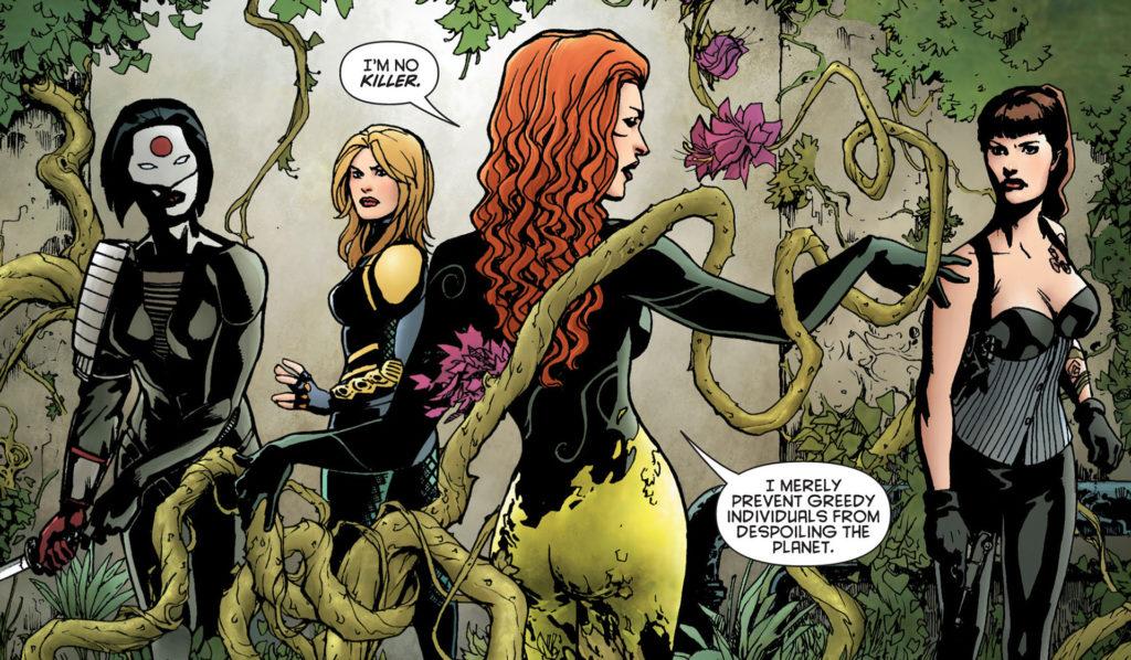 Dossier - Birds of Prey, à travers les âges de DC Comics 1