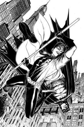 Les covers Legacy des 80 ans de Robin dévoilées 7
