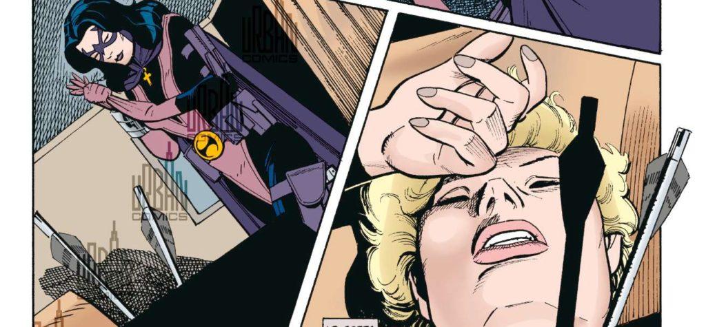 Review Batman Huntress