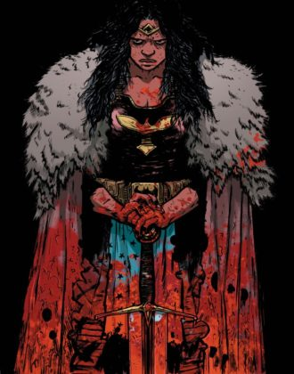 PREVIEW VO : Wonder Woman : Dead Earth #2 1