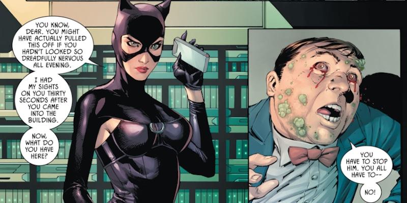 Review VO - Batman #86 2