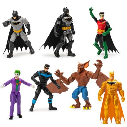 Caped Crusaders Batman