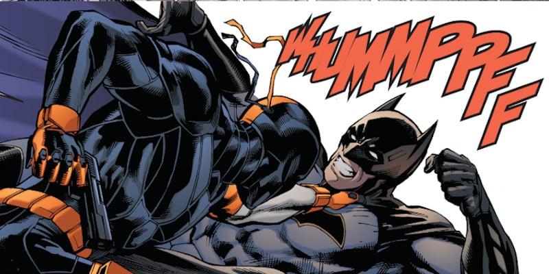 Review VF - Batman VS Deathstroke 1
