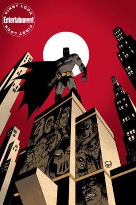 Une mini-série dans l'univers de Batman : TAS par Paul Dini et Alan Burnett 1