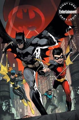 Une mini-série dans l'univers de Batman : TAS par Paul Dini et Alan Burnett 2