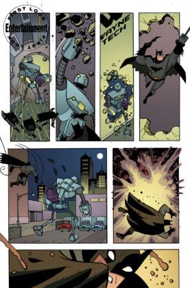 Une mini-série dans l'univers de Batman : TAS par Paul Dini et Alan Burnett 3