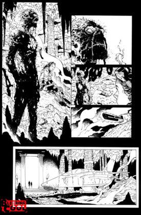 Dark Nights : Death Metal dévoile son histoire et plein de covers 2