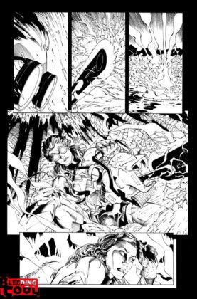 Dark Nights : Death Metal dévoile son histoire et plein de covers 3