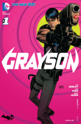 La décennie 2010 de DC en 25 comics 11