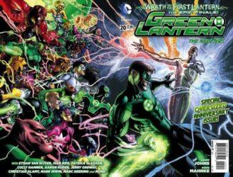 La décennie 2010 de DC en 25 comics 8
