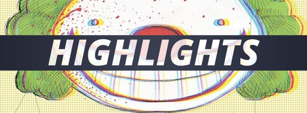 Highlights semaine 78