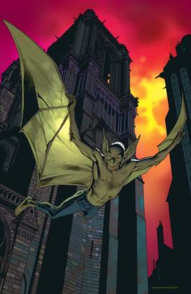 DC annonce 2 mini-séries sur Man-Bat et les Manhunters 2
