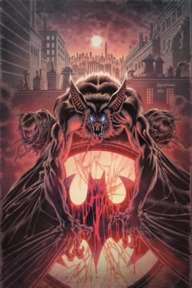 DC annonce 2 mini-séries sur Man-Bat et les Manhunters 1