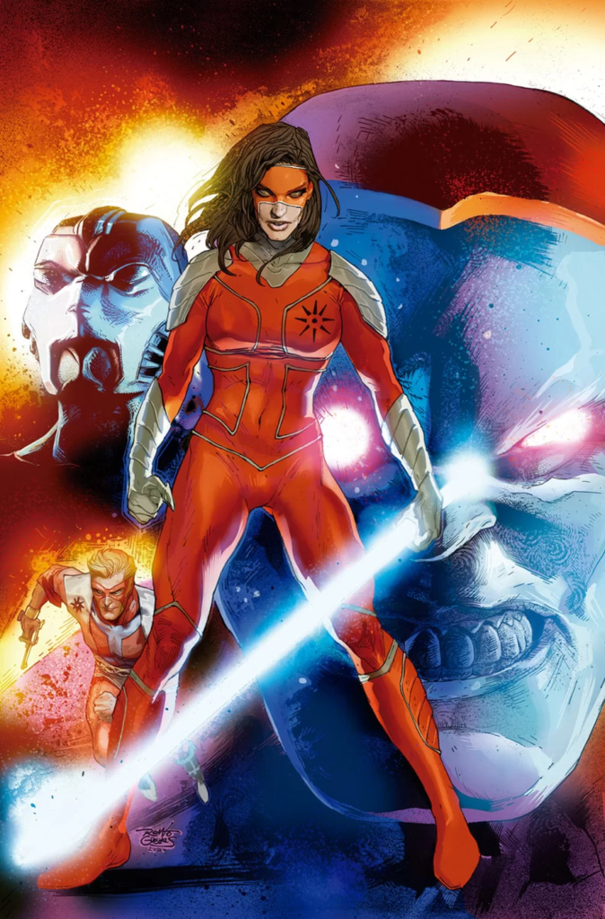 DC annule Manhunters : The Lost History 2