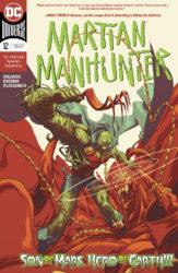 Martian Manhunter #12
