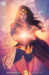 Wonder Woman Urban Guerre et amour