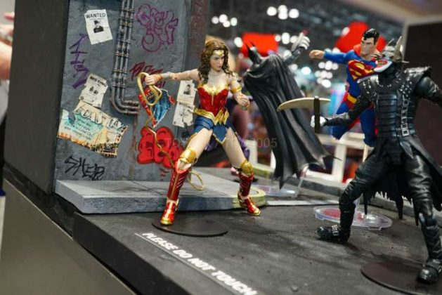 DC présente ses nouveautés sur les stands de la Toy Fair 2020 78