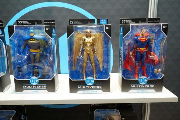 DC présente ses nouveautés sur les stands de la Toy Fair 2020 80