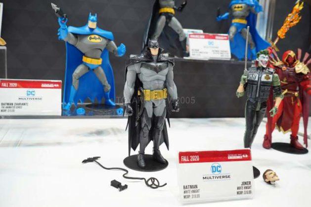 DC présente ses nouveautés sur les stands de la Toy Fair 2020 85