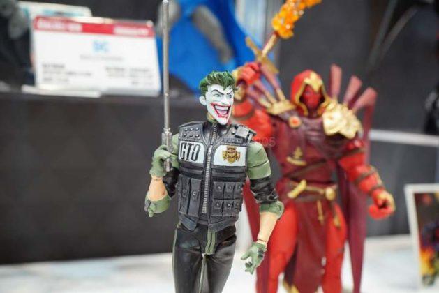 DC présente ses nouveautés sur les stands de la Toy Fair 2020 86