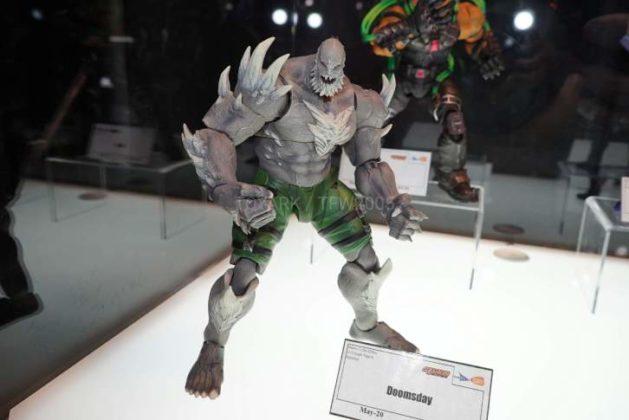 DC présente ses nouveautés sur les stands de la Toy Fair 2020 106