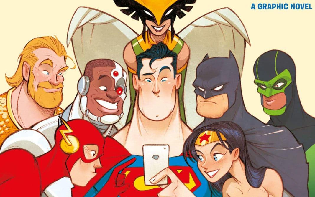 Chère Justice League