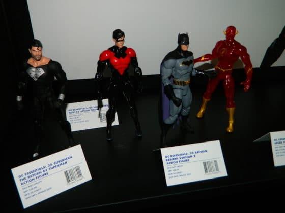 DC présente ses nouveautés sur les stands de la Toy Fair 2020 38