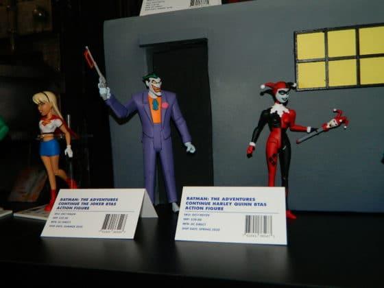 DC présente ses nouveautés sur les stands de la Toy Fair 2020 2