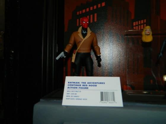 DC présente ses nouveautés sur les stands de la Toy Fair 2020 3