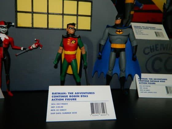 DC présente ses nouveautés sur les stands de la Toy Fair 2020 4
