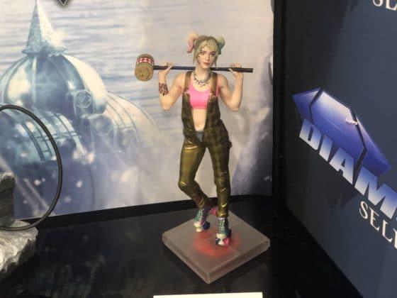 DC présente ses nouveautés sur les stands de la Toy Fair 2020 74