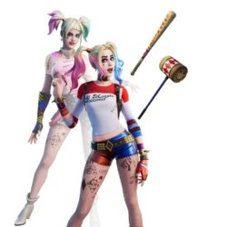 Harley Quinn s'incruste dans Fortnite 1