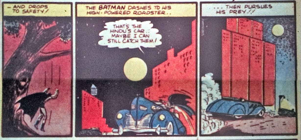 Dossier - La Batmobile à travers les âges 3
