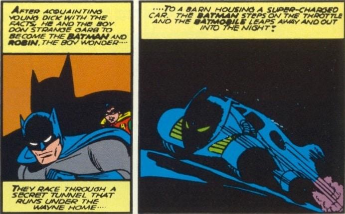 Dossier - La Batmobile à travers les âges 6