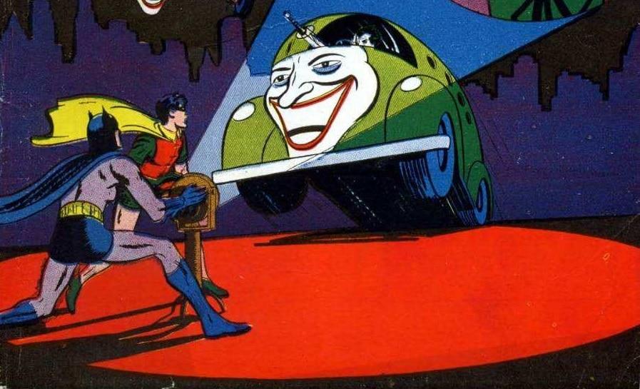 Dossier - La Batmobile à travers les âges 9