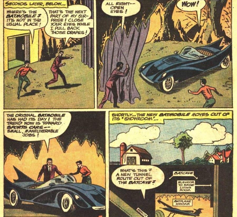 Dossier - La Batmobile à travers les âges 12