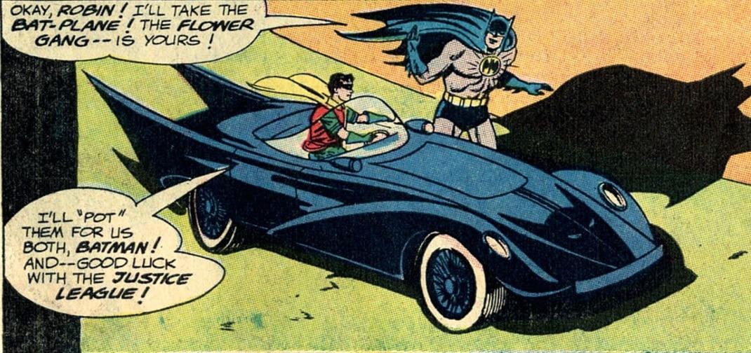 Dossier - La Batmobile à travers les âges 13