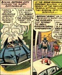 Dossier - La Batmobile à travers les âges 1