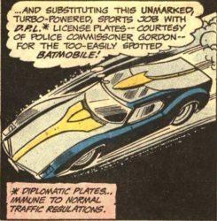 Dossier - La Batmobile à travers les âges 5