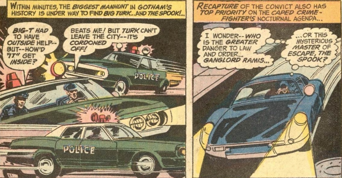 Dossier - La Batmobile à travers les âges 8