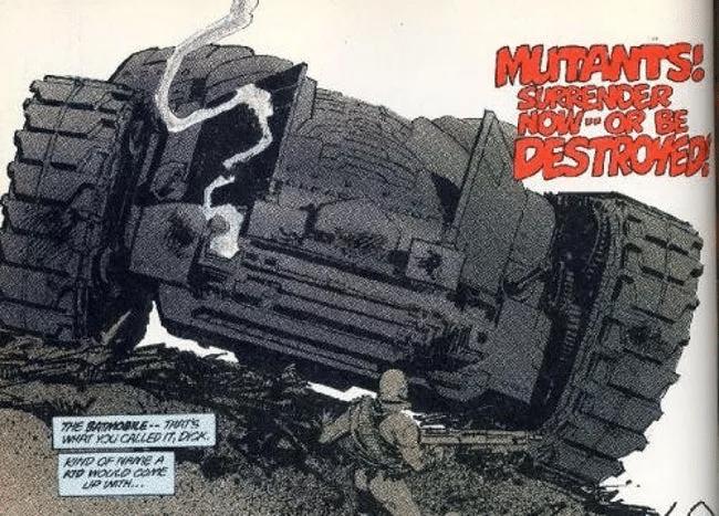 Dossier - La Batmobile à travers les âges 11