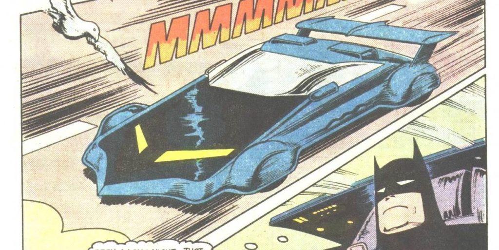 Dossier - La Batmobile à travers les âges 15