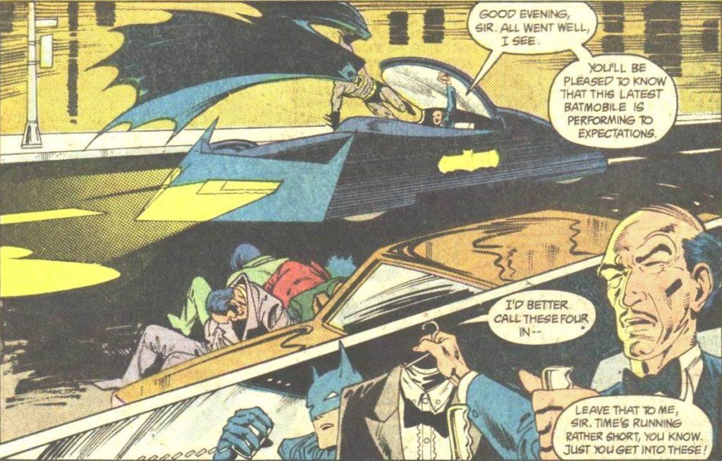 Dossier - La Batmobile à travers les âges 16