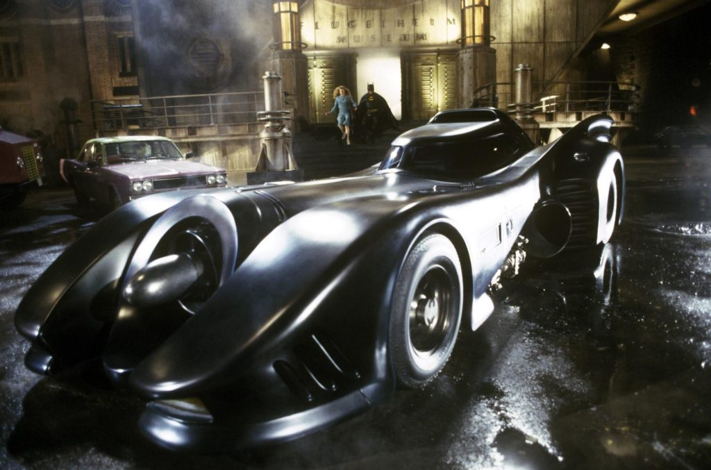 Dossier - La Batmobile à travers les âges 8