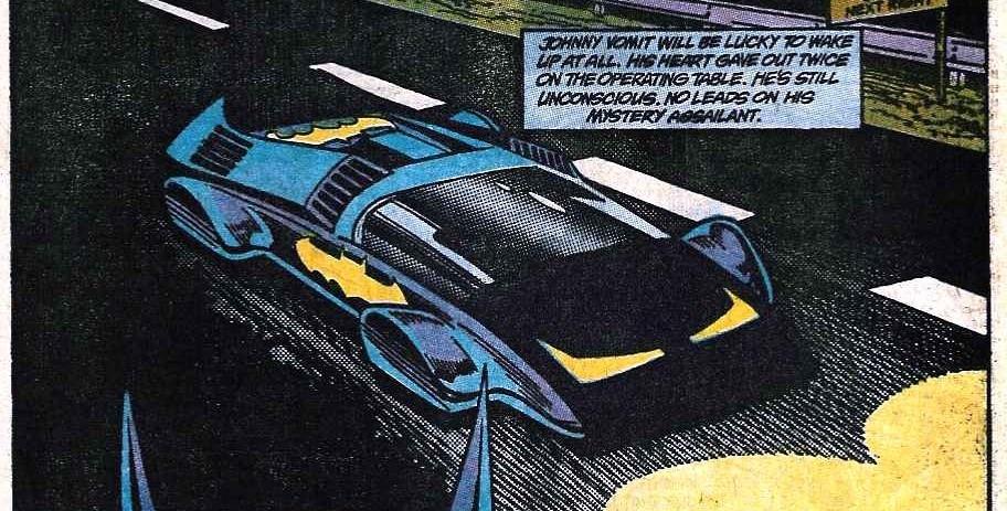 Dossier - La Batmobile à travers les âges 20