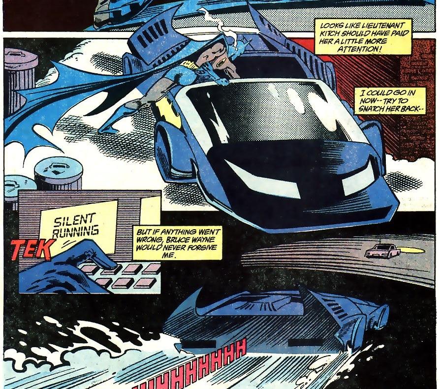 Dossier - La Batmobile à travers les âges 21